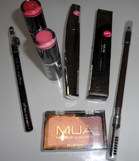 MUA Make-Up Haul