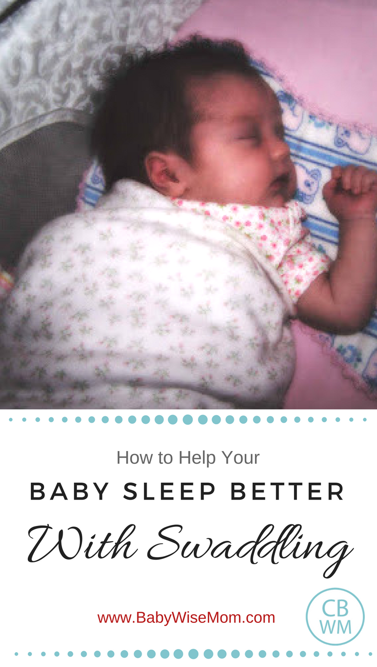 How to Help Your Baby Sleep Better With Swaddling | baby sleep | swaddling | #swaddling #babysleep