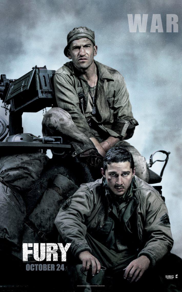 Poster 3: Fury Movie