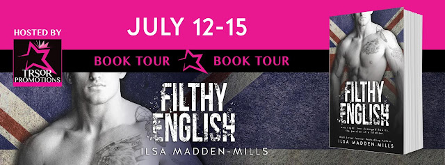 Book Tour & Review: Filthy English by Ilsa Madden-Mills