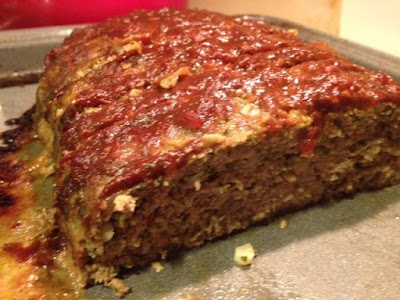 Turkey Pesto Meatloaf with Tomato Sauce - How to Cook Guide