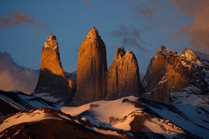 Un Mundo En Paz Paisajes Del Sur De Chile