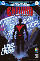 DC Renascimento: Batman do Futuro #14