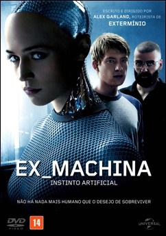 Baixar Ex Machina: Instinto Artificial Dublado Grátis