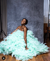 AMVCA 2018 - Bambam And The Controversial Feather Dress
