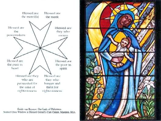 Resultado de imagen para cruz maltesa papa francisco