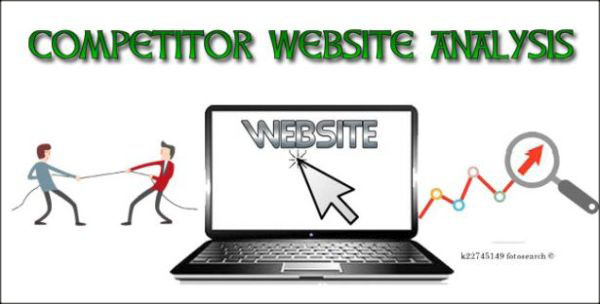 competitor website analysis,competitor analysis, website analysis, competitive intelligence,