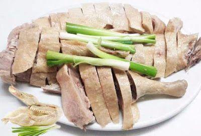 Mẹo luộc thịt Vịt thịt Ngan thơm ngon ngọt thịt