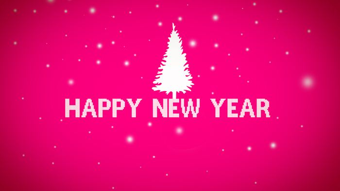 Happy New Year 2017 HD Wallpaper 25