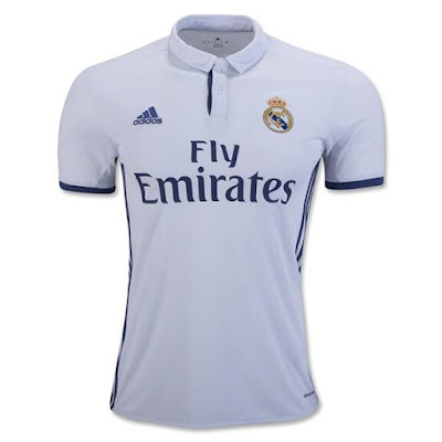 Jual Jersey Real Madrid Home Away Grade Ori 2016/2017