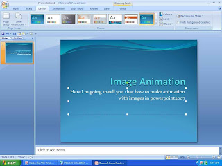 DOWNLOAD ANIMASI TEKS DAN GAMBAR POWERPOINT 2007 GRATIS