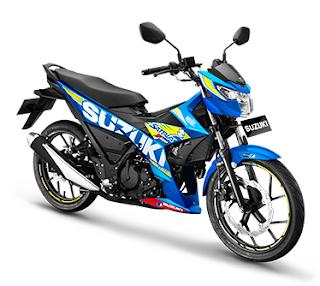 Suzuki Satria F150 Injeksi MotoGP Series