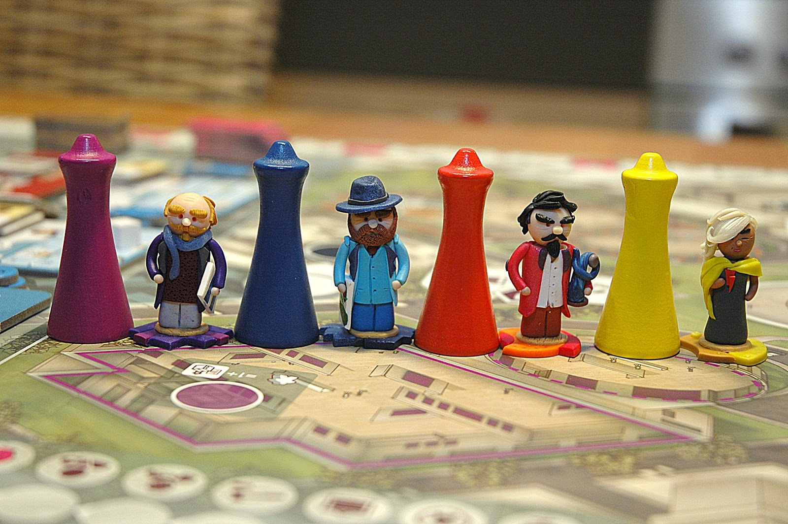 The Gallerist A Game By Vital Lacerda The Art Of: Hobold's Grotte