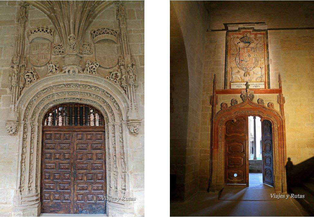 Monasterio de Santa María la Real, Nájera