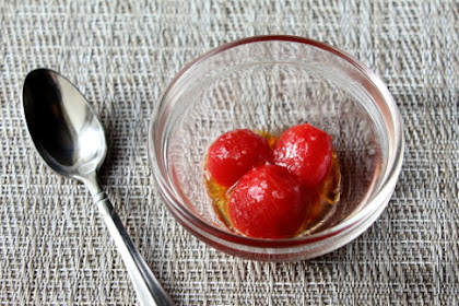 """Naked"" Cherry Tomato Salad – Sans Skin for the Win"