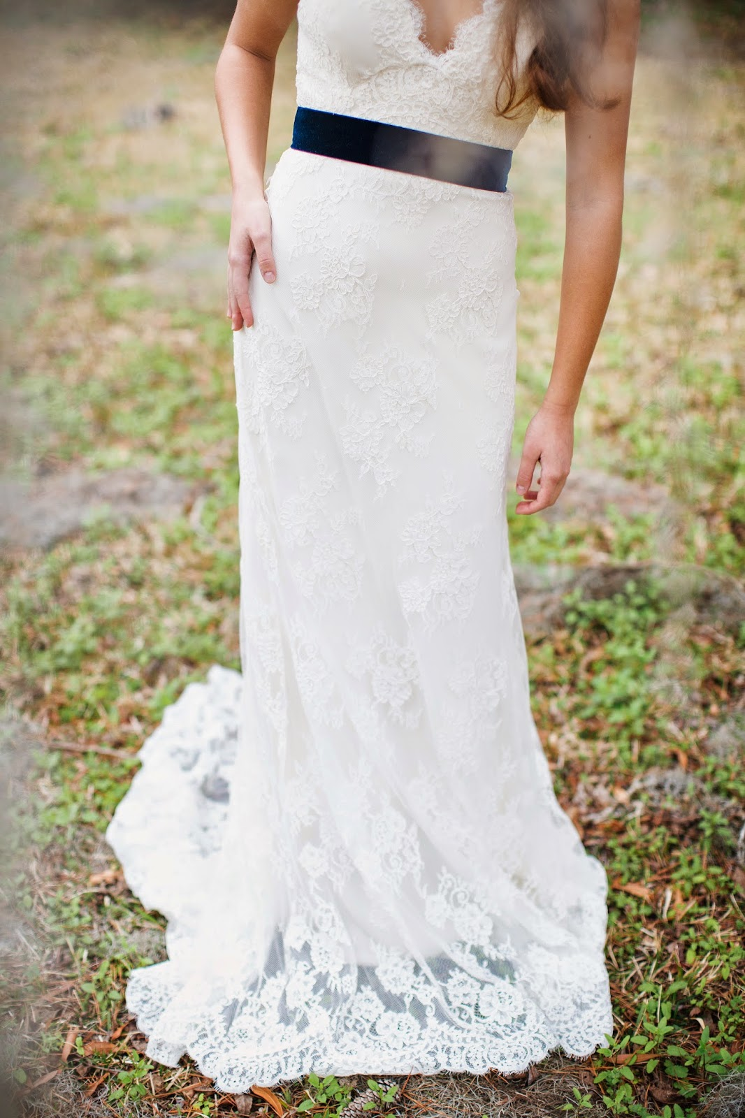 Savannah wedding planning and bridal boutique ivory and for Velvet and lace wedding dresses