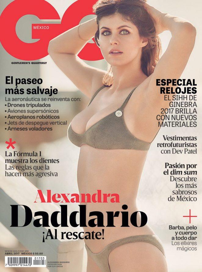 alexandra daddario sexy gq mexico magz pics 01