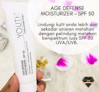 Youth Age Defense Moisturizer Spf 50