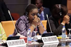 How True? Minister Kemi Adeosun Forged Her NYSC Certificate, Senators Blackmailing Her For Money