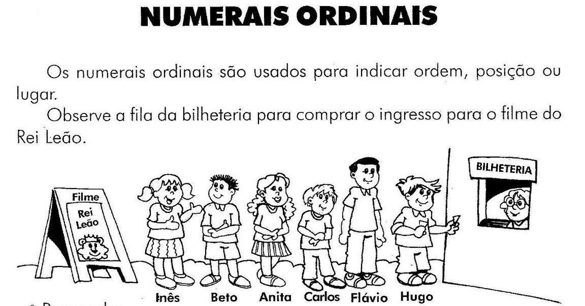 Atividades Matematica 3 Ano Fundamental Exercicios Imprimir X