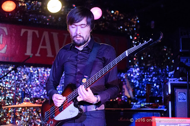 Overnight at The Horseshoe Tavern for The Toronto Urban Roots Festival TURF Club Series September 14, 2016 Photo by John at One In Ten Words oneintenwords.com toronto indie alternative live music blog concert photography pictures