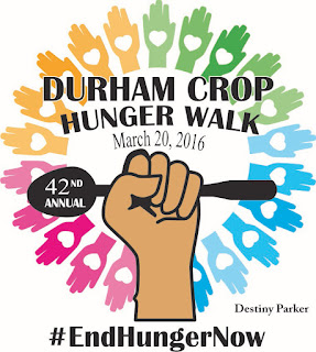 Durham Crop Hunger Walk