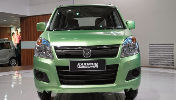 Suzuki Siapkan Mobil Murah LCGC Karimun Wagon R 7 Seater