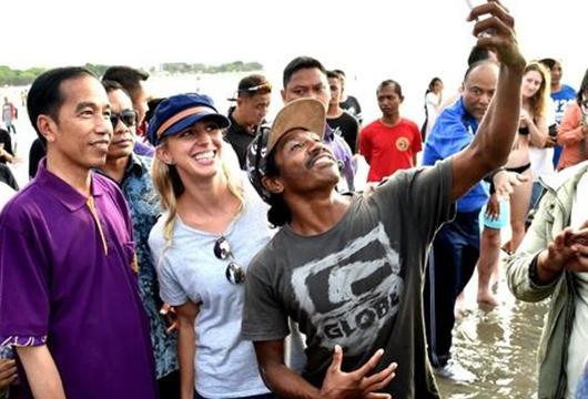 TKN dan Relawan Yakin Jokowi Menang Telak di Washington Seperti Pemilu 2014