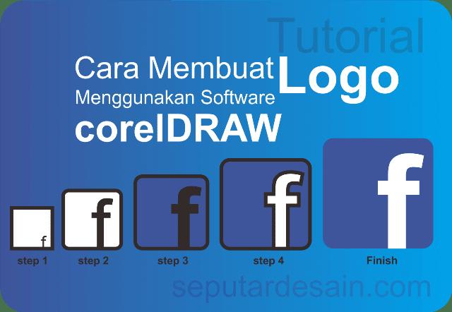 Cara Buat Logo Menggunakan Software CorelDraw