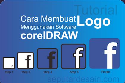 Cara Buat Logo Mengunakan Software CorelDraw - Tutorial Pemula