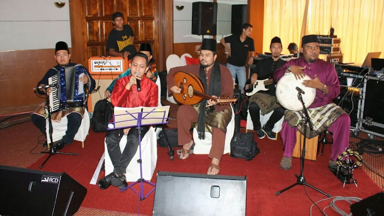 Alat Musik Tradisional Riau