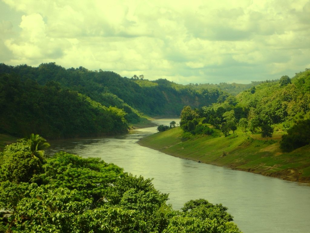 River: Search For Beauty In Bangladesh: Sangu River & Hanging