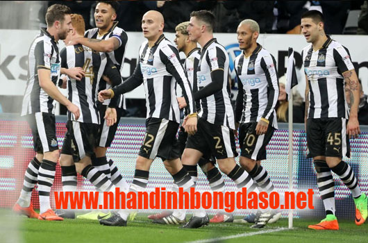 Stoke City vs Newcastle www.nhandinhbongdaso.net