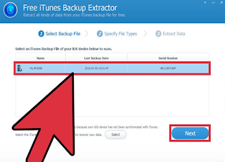 Download iTunes Backup Extractor