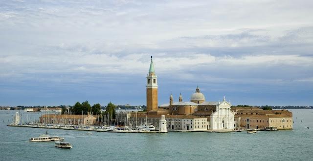 Ilha San Giorgio Maggiore em Veneza