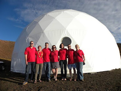 Kru Misi Mars Jalani Isolasi 8 Bulan di Hawaii