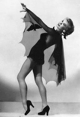 Vintage and Retro Halloween music, 1950s and 1960s