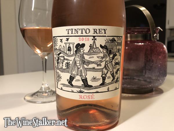 Tinto Rey Rosé 2018