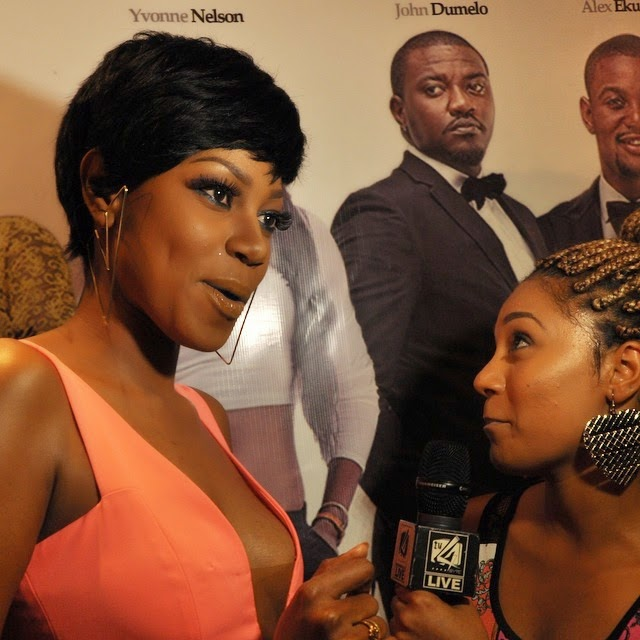 10488768 663867890387490 484219211 n Exclusive photos from Yvonne Nelsons movie Single Married Complicated Premiere