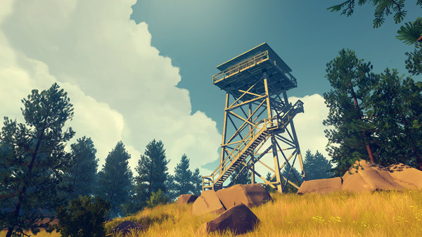 Firewatch PC Setup