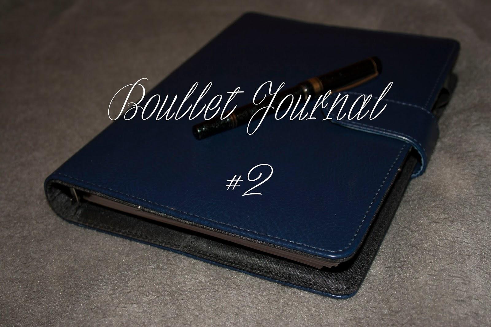Bullet Journal #2 hybryda