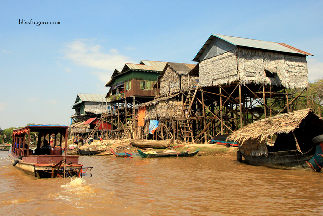 Kampong Phluk Floating Village Siem Reap Cambodia Blog