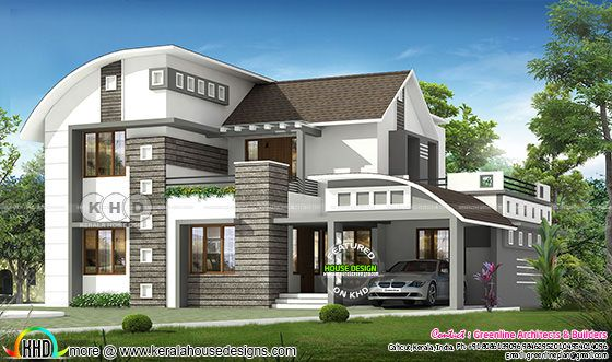 2750 square feet 4 bedroom contemporary home