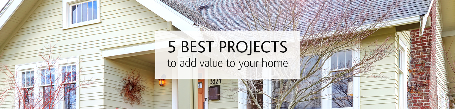 Fast Tips To Add Value To Your Home
