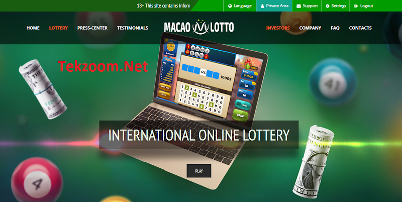 [SCAM] Review Macao Lotto : Đầu tư - Lotto Weekly 6/45 - Pick 4+ FireBall - Instant Lottery