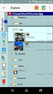 X-plore File Manager v3.99.06 Apk