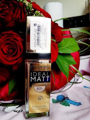 Recenzja: Podkład IDEAL MATT nr 14- Revers Cosmetics