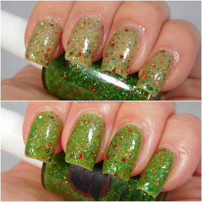 Shinespark Polish O Christmas Tree