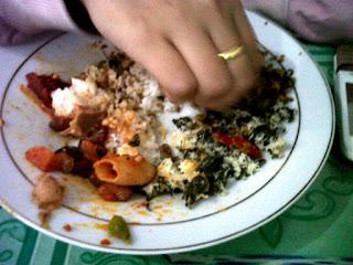 makan bareng istri