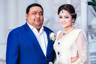 Ashanthi Ranasinghe Wedding Day